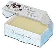 Drogéria - Jemné pohladenie, PríRODné hodvábne mydlo - 6452707_