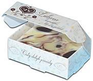 Drogéria - Sladké pokušenie, PríRODné kakaovo-škoricové mydlo, jemne pílingové - 6452786_
