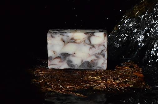 Sladké pokušenie, PríRODné kakaovo-škoricové mydlo, jemne pílingové