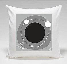 Úžitkový textil - môj vesmír - 6451060_