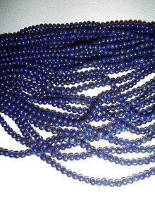 Minerály - lapis lazuli 4mm - 6458314_