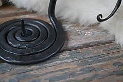 Svietidlá a sviečky - Svietnik Symbolic Spiral - 6455774_