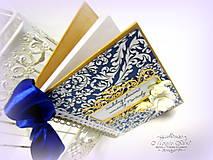 Papiernictvo - Kráľovský svadobný plánovač - 6457854_