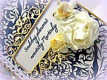 Papiernictvo - Kráľovský svadobný plánovač - 6457889_