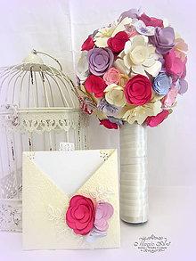 Dekorácie - Keď sa kvety usmievajú... - 6457750_