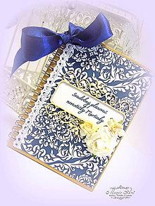Papiernictvo - Kráľovský svadobný plánovač - 6457863_