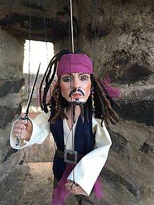 Bábiky - Pirát - 6460384_