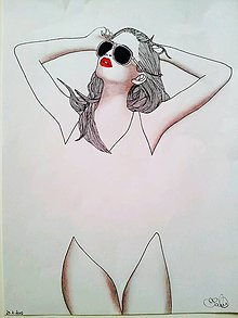 Obrazy - Hot Summer - 6459223_