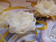 svadobné náramky pre družičky