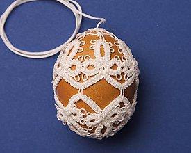 Dekorácie - Veľkonočné vajíčko F2 - 6458677_
