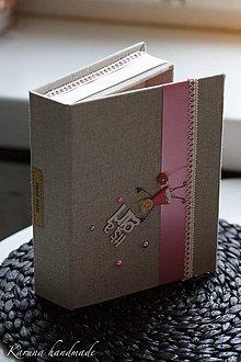 Krabičky - Krabička na spomienky / Babybox - 6460505_
