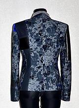 Kabáty - Retro kabátik-zľava 80%!!! - 6462000_