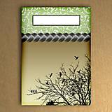 - Haluzný mini zápisník 2 - 6461979_