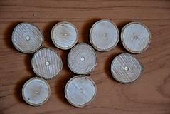 Bukové plátky 2 - 2,5 cm