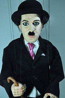 Bábiky - Chaplin veľký - 6465041_