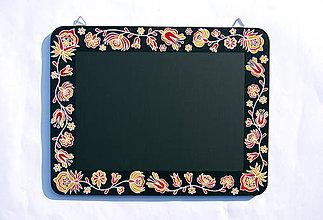 Tabuľky - Kriedová tabuľka Čataj - 6465043_
