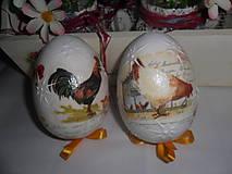 Vajíčko - 12 cm