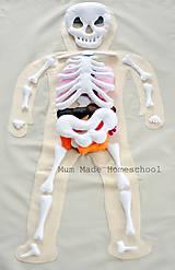 Hračky - Ľudské telo - 6467929_