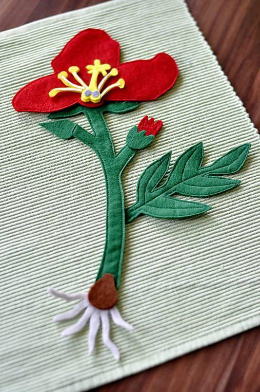 Časti kvetu