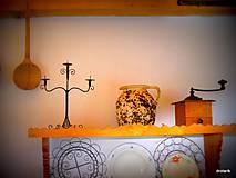 Svietidlá a sviečky - svietnik - 6463797_