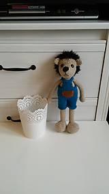 Hračky - ježko Jurko - 6463594_