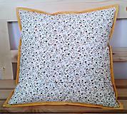 Úžitkový textil - Vankúš - Drážďanský tanier - 6465194_