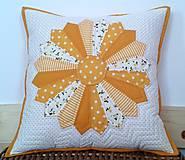 Úžitkový textil - Vankúš - Pohoda III - 6465573_