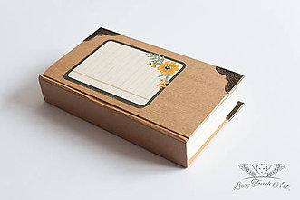 Papiernictvo - Recy Notes / na zákazku :) - 6464360_