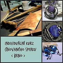 Kurzy - Individuální kurz cínovaného šperku Brno - 6468073_
