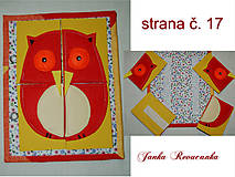 Hračky - sovička - 6465615_
