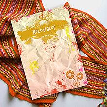 Papiernictvo - Trendy a praktický zápisník 5 - 6463396_