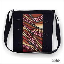 Kabelky - Vlnění, malá kabelka - 6468929_