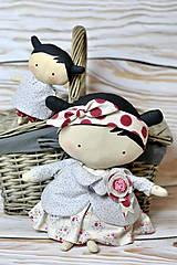- Bábika Tilda Toy Box - 6469736_