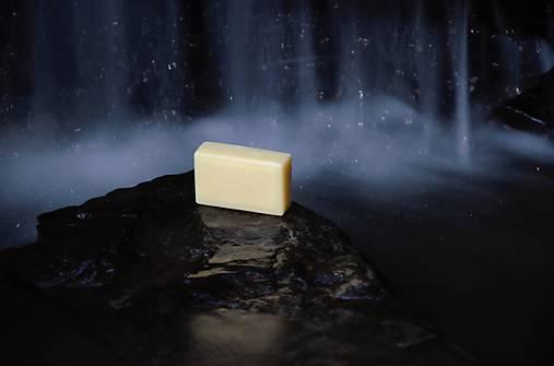 Jemné pohladenie, PríRODné hodvábne mydlo
