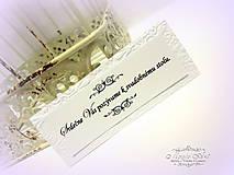 - Kartičky k svadobnému oznámeniu - 6469895_