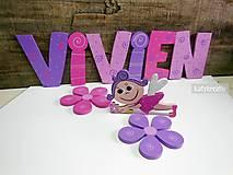 Tabuľky - Vivien....12cm - 6474567_