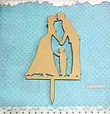 zápich do svadobnej torty