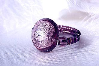 Prstene - Prsteň staroružový nastaviteľný s vinutkou - 6476341_