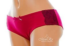 Bielizeň/Plavky - Dámske nohavičky Cullotte - 6475751_
