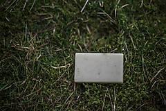 Drogéria - Večná mladosť, PríRODné bylinkové mydlo s konopnými otrubami a zelenou riasou, pílingové - 6474857_