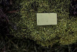 Drogéria - Večná mladosť, PríRODné bylinkové mydlo so zelenou riasou - 6474856_