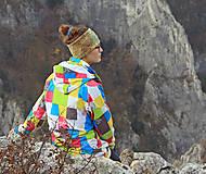 Šatky - Multifunkčná šatka chaty Vysokých Tatier - 6477232_