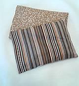 Úžitkový textil - Pohánkovo-špaldový vankúšik - bylinky - 6474789_