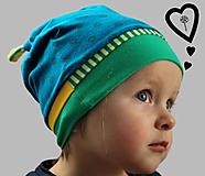 Detské čiapky - Detská čiapka - na objednávku - 6478008_