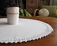 Úžitkový textil - stolček, prestri sa! - 6480285_