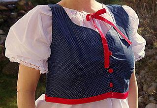 Iné oblečenie - Vestička - 6480175_