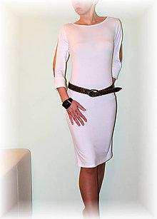 Šaty - Šaty vz.185 (více barev) (Hnedá) - 6487786_