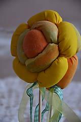 Dekorácie - Kvet - 6487171_