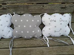 Textil - obláčikové hniezdo - 6485892_