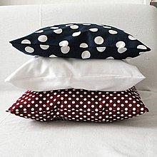 Úžitkový textil - Sada 3 obliečky 40x40cm - 6485873_